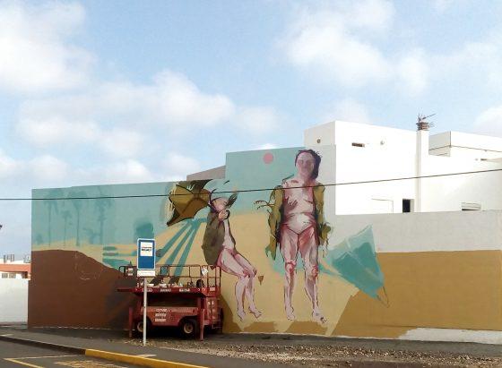 III concurso de Murales y Street Art Puerto del Rosario